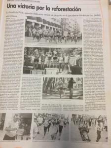Crónica Diario Alto Aragón 2